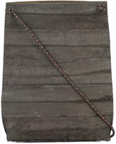 B May striped phone pouch