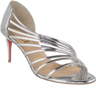 Christian Louboutin Norina 70 Patent Sandal