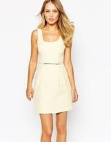 Oasis Jaquard Prom Dress