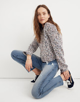 Madewell Tall Stovepipe Jeans in Holburn Wash