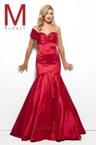 Mac Duggal 11101 R Cranberry