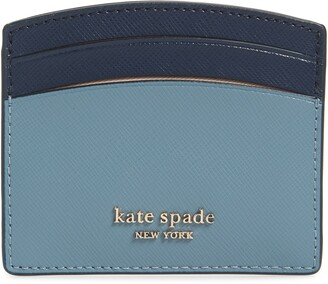 Kate Spade Spencer Leather Card Case