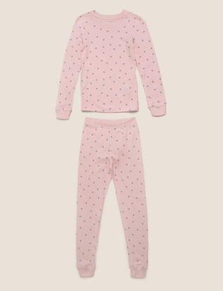 Marks and Spencer Thermal Spotty Set (2-7 Yrs)