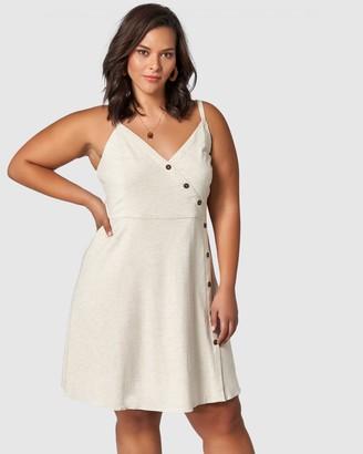 Something 4 Olivia Simone Midi Dress