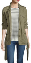 Rag & Bone Bennett Utility Army Jacket, Green