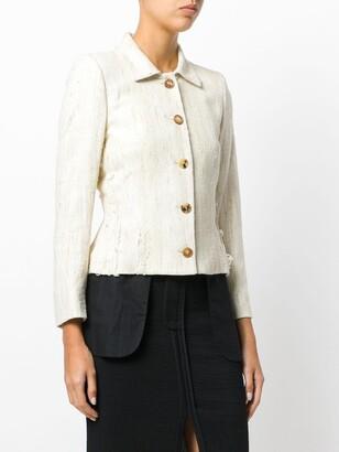 John Galliano Pre-Owned Single Breast Jacket
