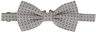 Dolce & Gabbana Printed Jacquard Bow Tie