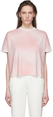 Moncler Pink Shaded T-Shirt