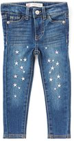 Levi's s Little Girls 2T-6X 710 Embroidered Super Skinny Jeans