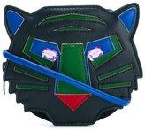 Stella McCartney tiger face shoulder bag