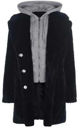 KENDALL + KYLIE Faux Fur Coat