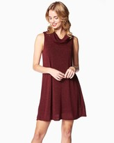 Charming charlie Starry Nights Trapeze Dress