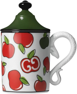 Gucci Chinese Valentine's Day GG apple mug