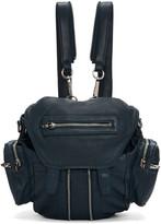 Alexander Wang Blue Mini Marti Backpack