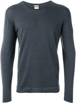 Massimo Alba long sleeve scoop neck sweatshirt