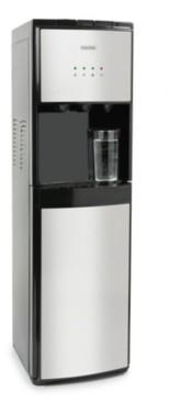 Igloo IWCBL353CRHBKS Hot, Cold & Room Temperature Bottom-Load Water Dispenser