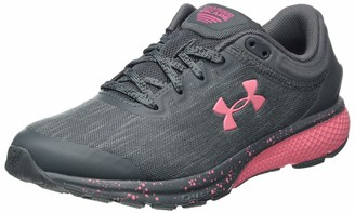 Under Armour Comfortable trainers with Charged Cushioning lightweight jogging shoes with strategic support and ultimate traction