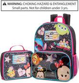 Disney Tsum Tsum Backpack & Lunch Bag, Little Girls (2-6X) & Big Girls (7-16)
