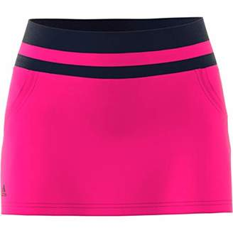 adidas Club - Sports Clothing for Tennis (Skirt, Adult, Feminine, Pink), Womens