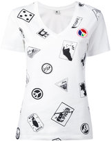 Paul Smith v-neck T-shirt