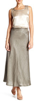 Lafayette 148 New York Gwenyth Linen Blend Skirt
