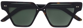 Delirious Angular Sunglasses