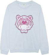 Kenzo girls tiger icon beaded sweater