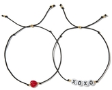 Venessa Arizaga Hugs And Kisses Bracelet Set