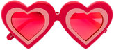 Yazbukey heart shaped sunglasses