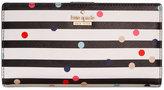 Kate Spade Cameron Street Confetti Dot Stacy Wallet