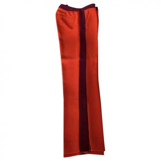 Marc by Marc Jacobs \N Orange Trousers for Women