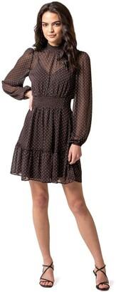 Forever New Alice Shirred Neck Skater Dress