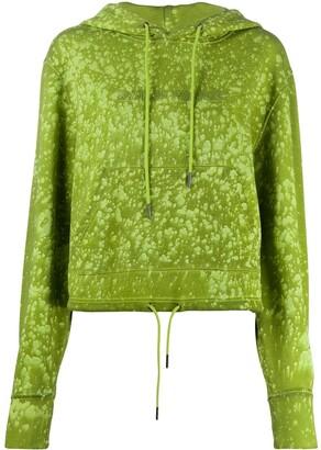 Daily Paper Acid-Wash Hooded Sweatshirt