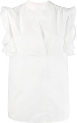 See by Chloe Ruffled Sleeve Blouse