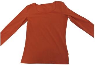 BOSS Orange Cotton Top for Women