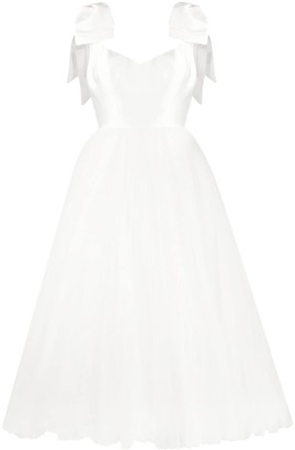Parlor Sofia tulle bridal gown