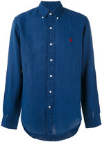 Ralph Lauren sport shirt - men - Linen/Flax - XXL