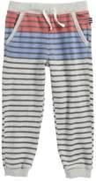 Splendid Stripe French Terry Sweatpants