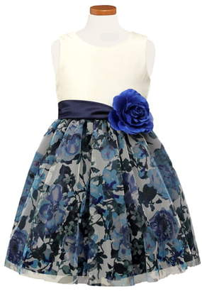 Sorbet Floral Tulle Party Dress
