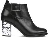 McQ by Alexander McQueen Women's Shacklewell Boot Black