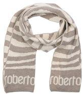 Roberto Cavalli Oblong scarf