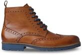 Joe Browns Joe Browns Harrison Tan Brogue Boots