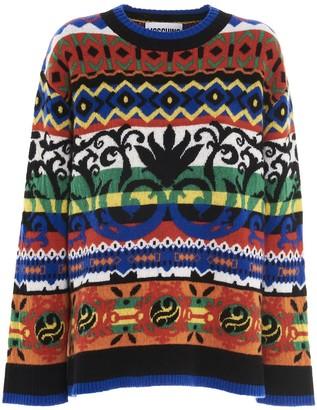 Moschino Jacquard Sweater