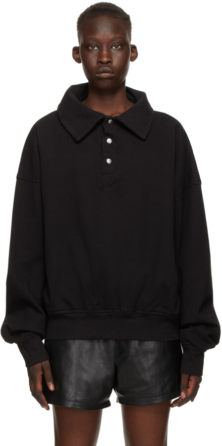 Thumbnail for your product : Rhude Black Rhacer Ivy Sweatshirt