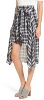 Somedays Lovin Women's When We Wake Plaid Skirt