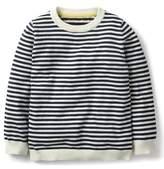 Mini Boden Cotton & Cashmere Sweater
