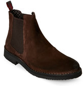 Wally Walker Brown Edo Burnished Chelsea Boots