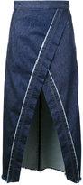 Kitx - Old Soul skirt - women - Cotton/Polyester/Spandex/Elastane - 6