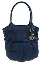 Roccatella Glove Leather Riley Double Handle Tote