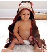 Skip Hop Zoo Hooded Towel Monkey - Brown